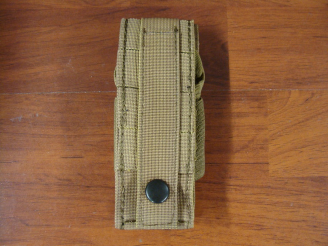 Leatherman Tactical Molle Sheath - Coyote Brown - XL image 1