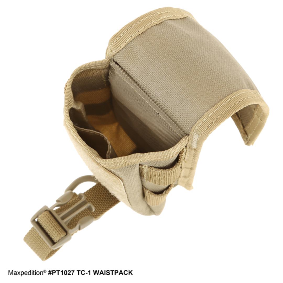 Maxpedition Tc 1 Pouch Khaki Sheaths Cases Shop By