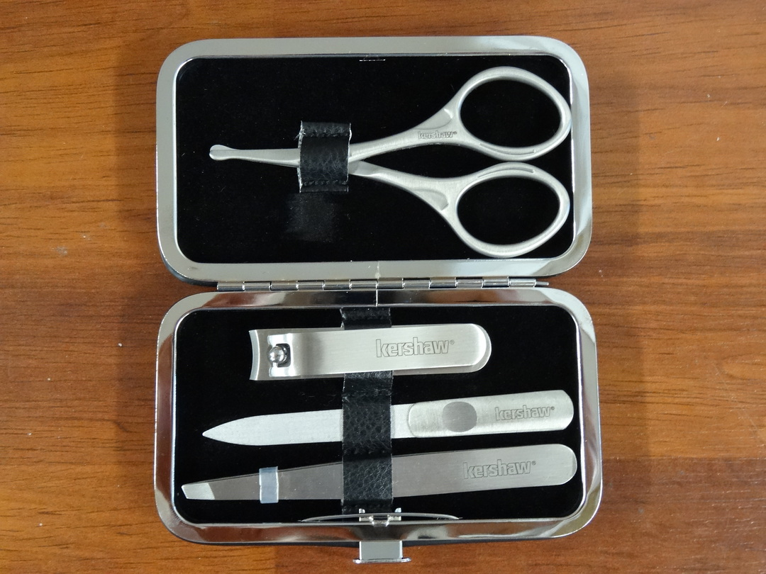 Kershaw 4 Piece Manicure Set image 0