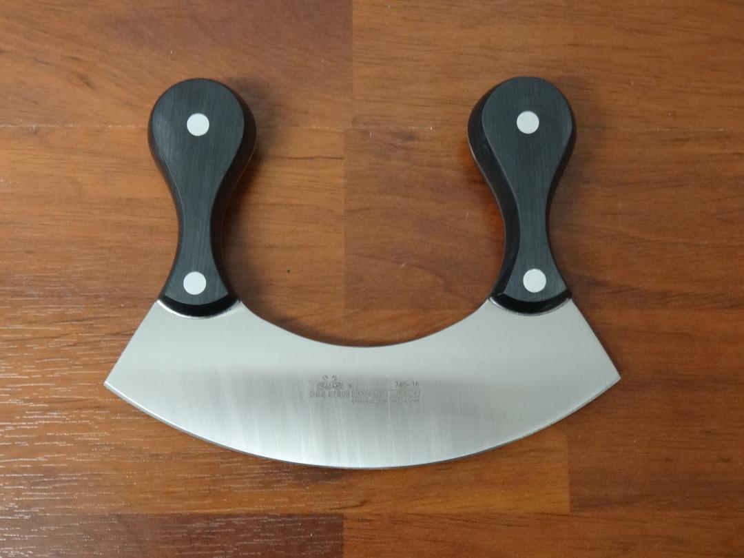 "Due Cigni  ""CLASSICA"" Mincing Knife 16cm image 0"