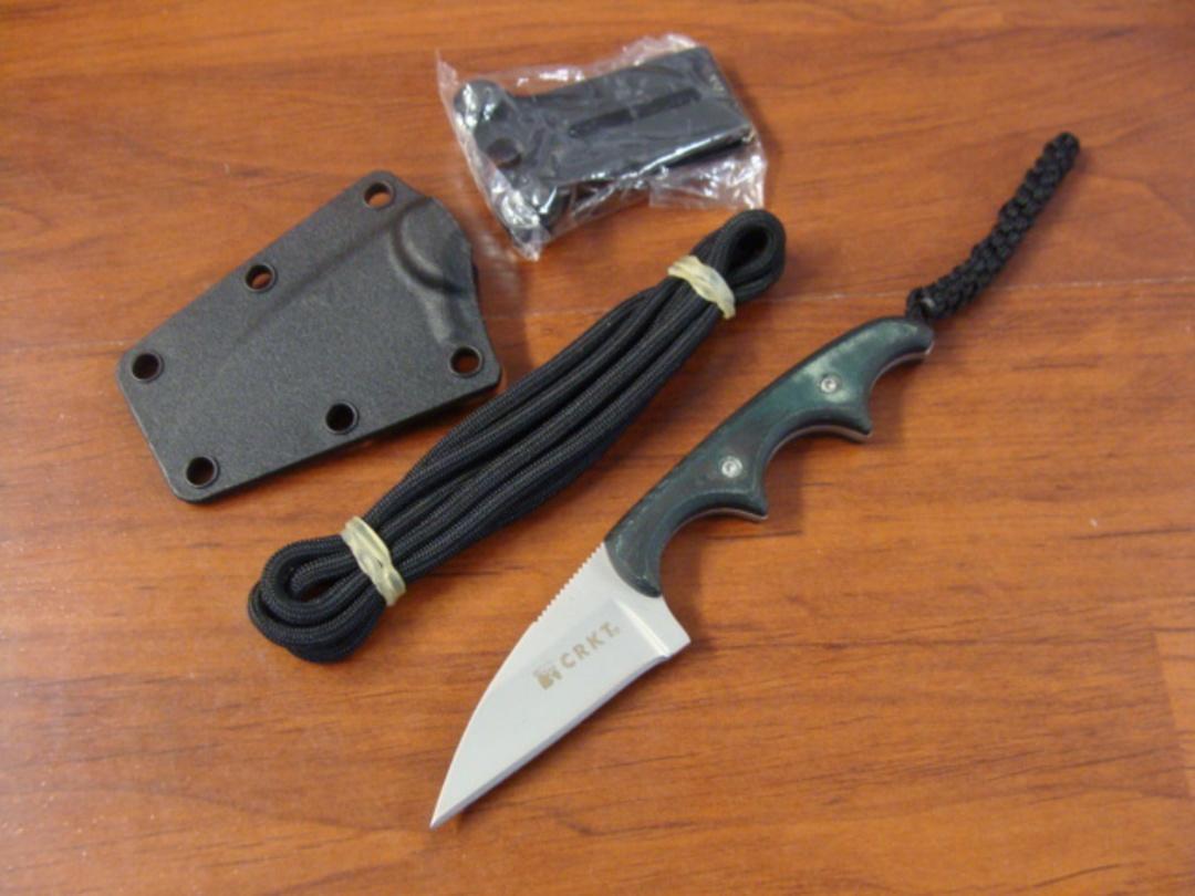 CRKT Folts Minimalist Knife image 0