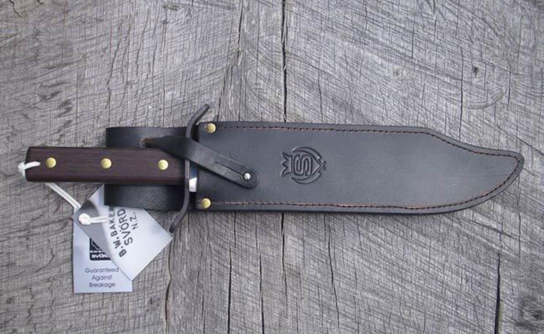 Svord Von Tempsky Forest Ranger Bowie Knife image 2