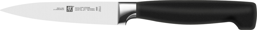 Zwilling J.A Henckels Four Star Paring Knife 100mm image 0