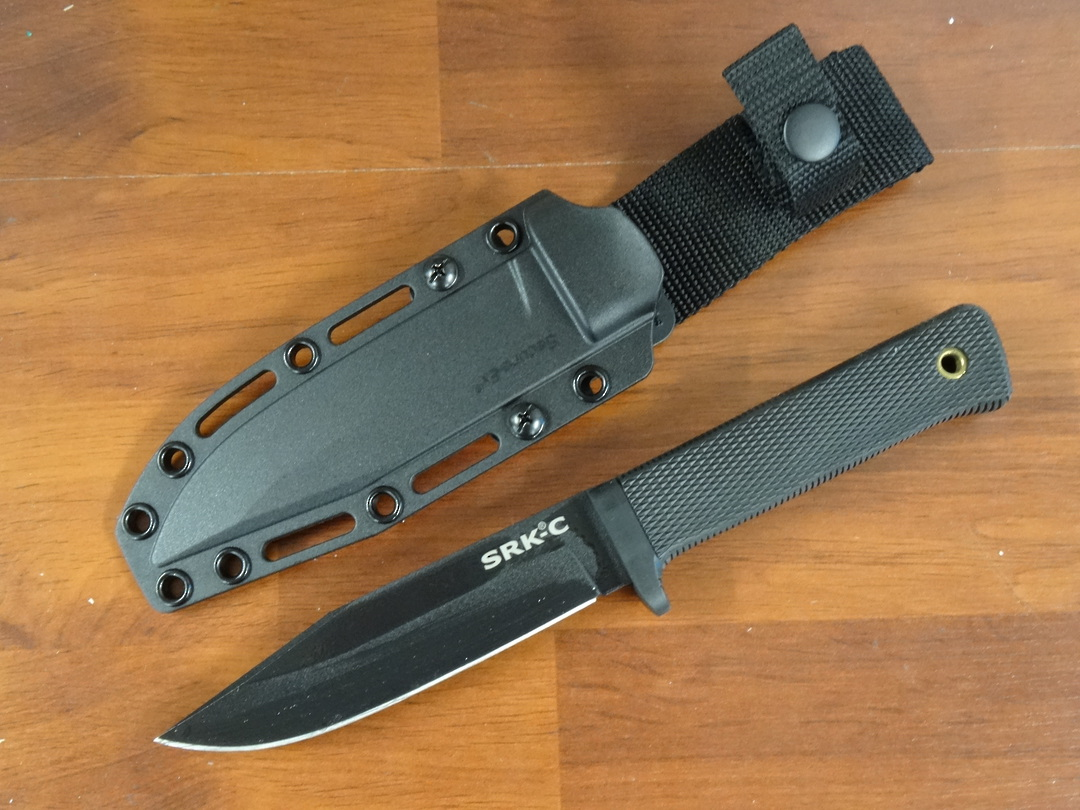 Cold Steel SRK Compact Survival Rescue Knife Fixed image 0