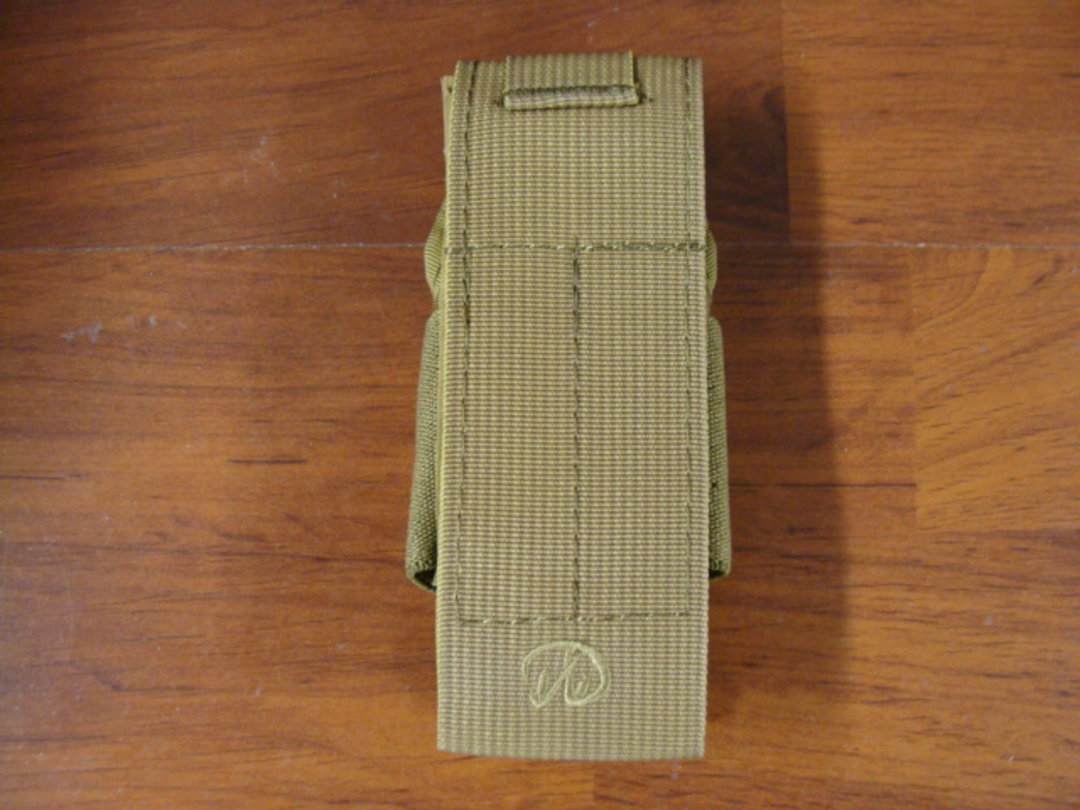 Leatherman Tactical Molle Sheath - Coyote Brown - XL image 0