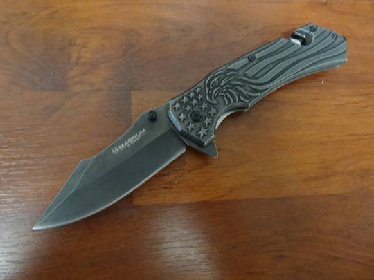 Boker Magnum Freedom LinerLock Folding Knife - 01RY188