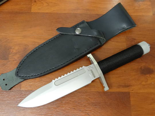 Boker Plus Apparo Fixed Knife   - 02BO001 no box