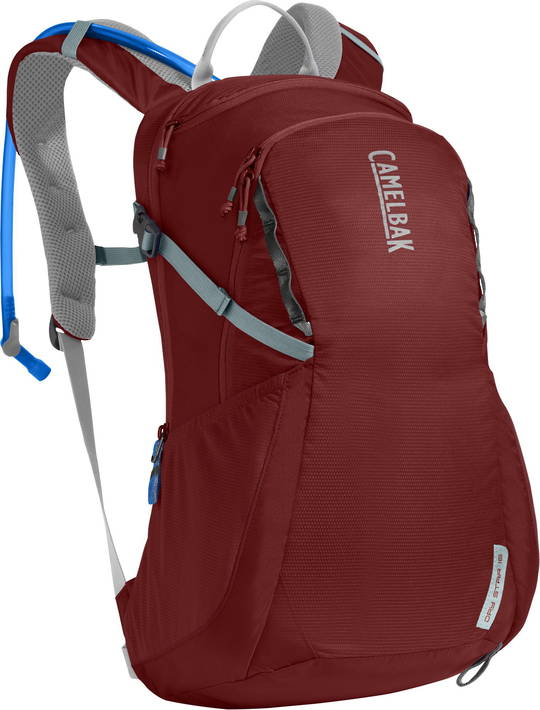 Camelbak Daystar 16 Hydration Pack 2.5L Red Dhalia | Stone Blue