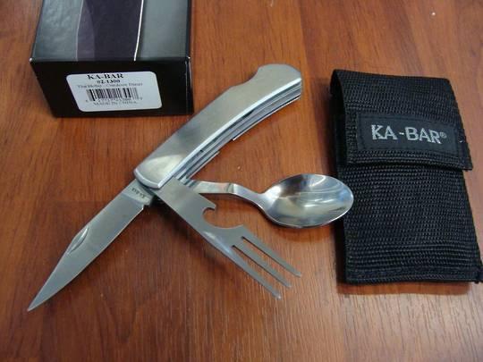Ka-Bar Hobo Outdoor Dining Kit