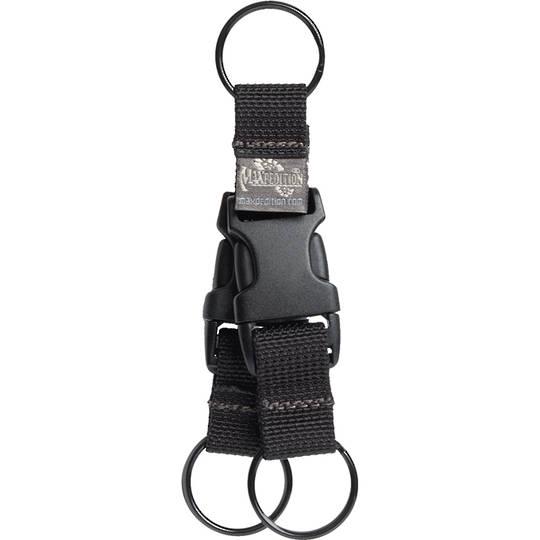 Maxpedition TRITIUM™ KEY RING - Black