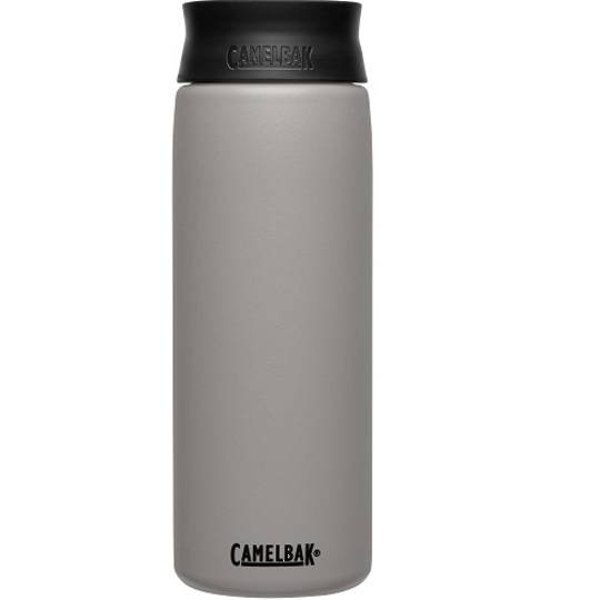 CAMELBAK HOT CAP VACUUM INSULATED STAINLESS STEEL 20 OZ / .6ml - Stone
