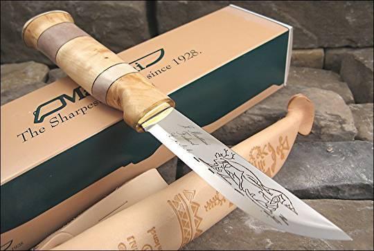Marttiini Beinmesser Lapp Fixed Knife