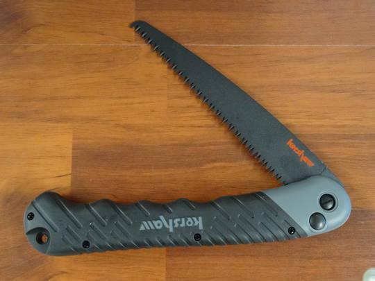 "Kershaw Taskmaster Saw 7"" Serrated Blade - 2555 no box"