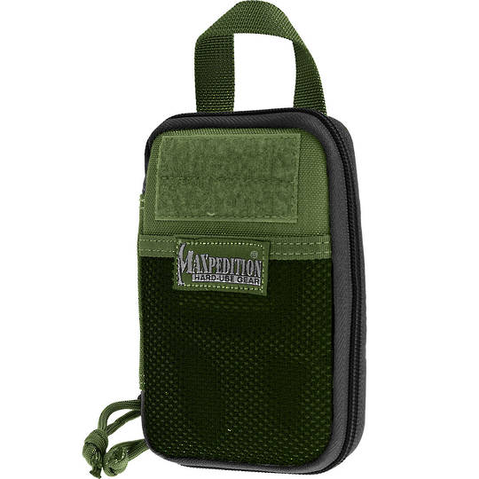 Maxpedition Mini Pocket Organizer - Green
