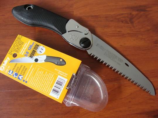 Silky Pocketboy Folding Saw - 130mm ~ Fine/Medium/Large