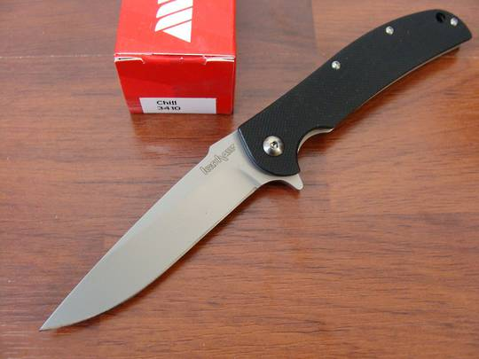 Kershaw Chill Plain Folding Knife