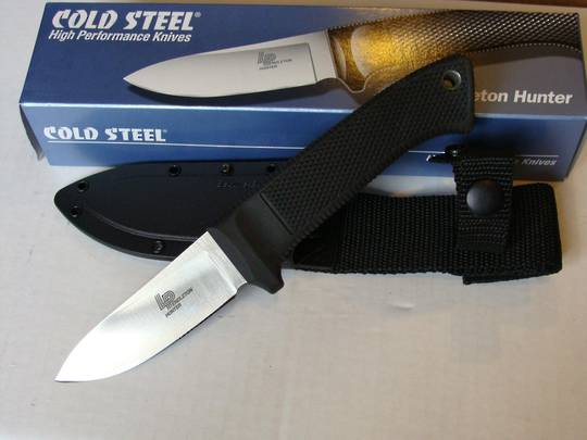 Cold Steel Pendleton Hunter VG-1 Knife