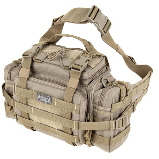 Maxpedition Sabercut Versipack - Khaki