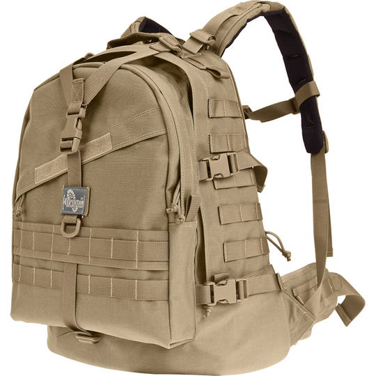 Maxpedition Vulture II 3 Day Backpack - Khaki