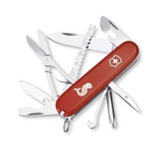 Victorinox Fisherman Swiss Army Knife