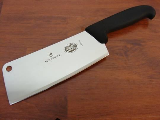 "Victorinox Cleaver Knife 7"""