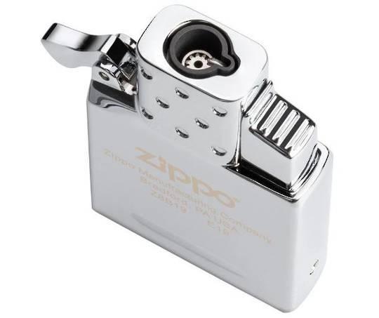 Zippo Butane Lighter Insert - Single Torch and Zippo case