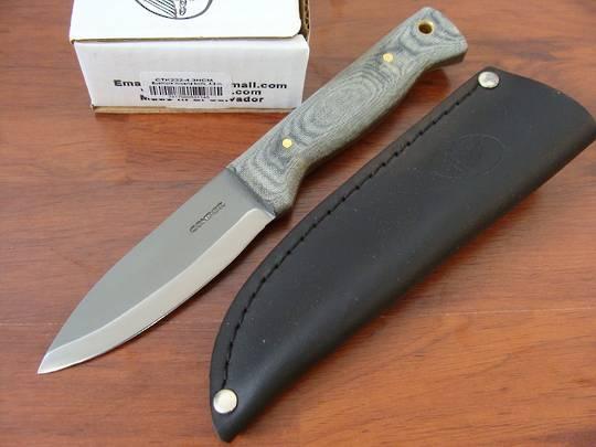 Condor Bushlore Micarta Survival Knife