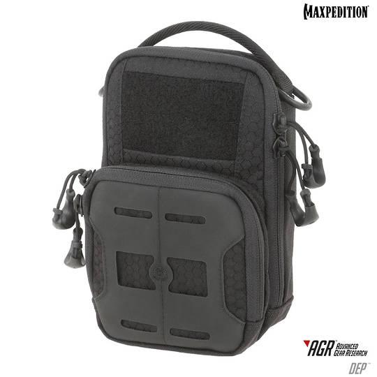 Maxpedition DEP Daily Essentials Pouch Black - DEPBLK