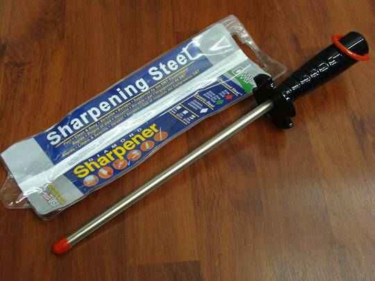 DMT Diamond Sharpening Steel 10""