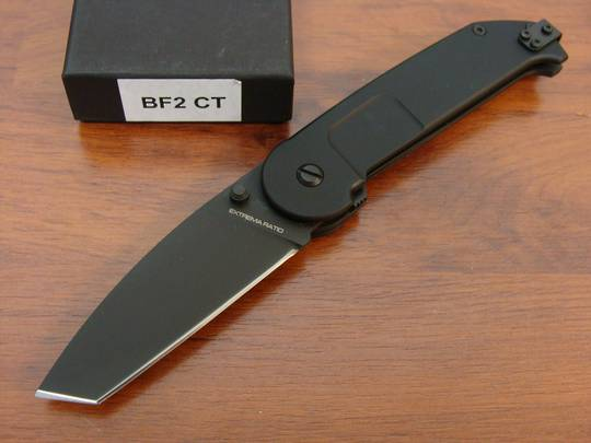 Extrema Ratio BF2 Classic Tanto Folding Knife