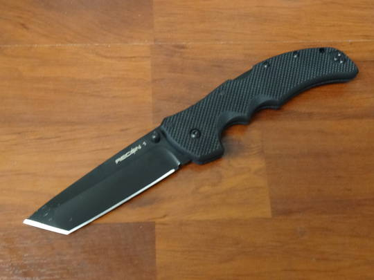 Cold Steel Recon 1 Tanto Point S35VN Plain Blade, G10 Handles