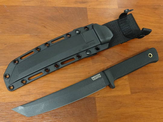 Cold Steel Recon Tanto Fixed SK-5 Blade Secure-Ex Sheath