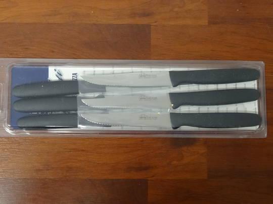 Due Cigni - 6pcs Steak knife set