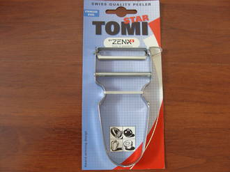 Zena Tomi Star Peeler Swiss made
