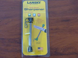Lansky Croc stick Cold Steel Knife Sharpener
