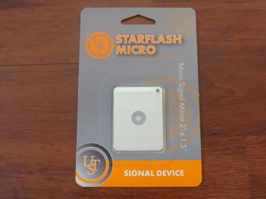 Ultimate Survival StarFlash™ Micro Mirror