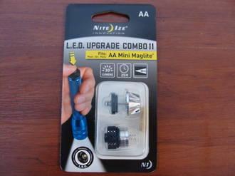 Nite Ize Led Upgrade Combo 2 for AA Mini Mag