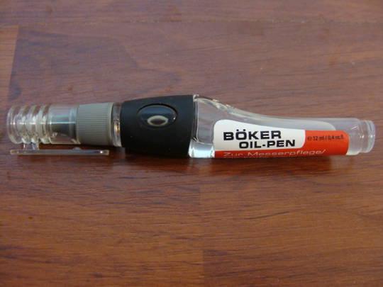 Boker Oil Pen 2.0 - 09BO751