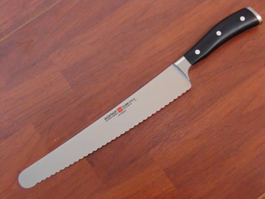 "Wusthof Classic Ikon Super Slicer Knife 26cm (10"") - 4516"