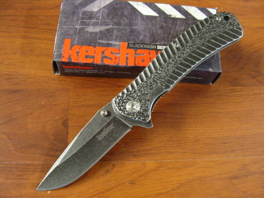 Kershaw Starter 1301BW Assisted Folding Knife