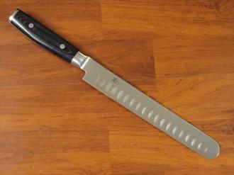 RAN Japanese DAMASCUS MEAT SLICER 230mm