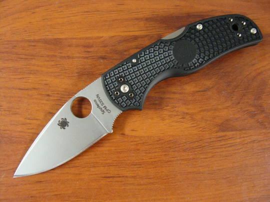 Spyderco Native 5 FRN Folding Knife - CPM S35VN