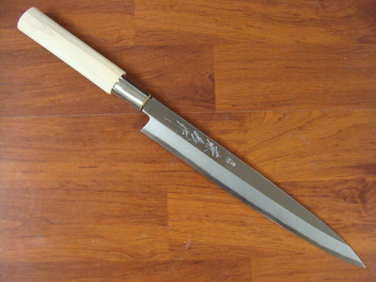 Kaneyoshi Japanese Yanagiba Kitchen Knife 240mm