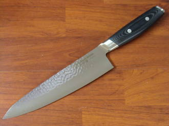 Tsuchimon Damascus VG-10 Chef's Knife 200mm - 3 Layers