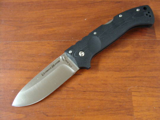 Cold Steel ULTIMATE HUNTER - Carpenter CTS XHP Alloy
