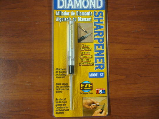 Eze-Lap Shirt Pocket Diamond Sharpener