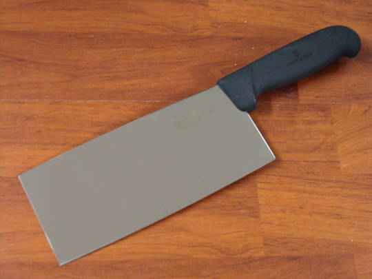 Victorinox Fibrox Chinese Cleaver Knife Chopper Style 18cm