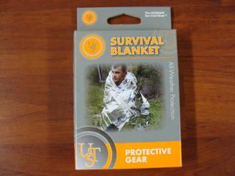 Ultimate Survival Emergency Blanket