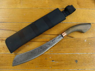 "MyParang Duku Chandong 12"" Knife"
