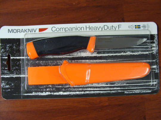 Mora Companion Heavy Duty F